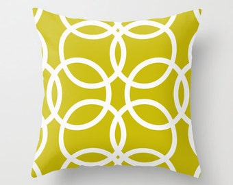 Colorful Throw Pillow Covers, Yellow Green Orange Purple Blue Turquoise Pillow, Bright Pillows, Cushions, Decorative Pillows, Couch Pillows