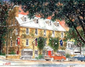 Inn at Middleburg, Virginia