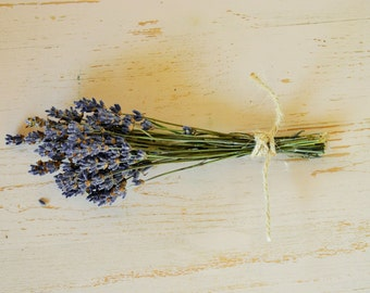 Dried  Lavender  bunch , Bulgarian Lavender bunch