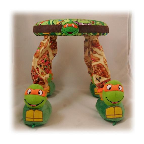 Ninja Turtle Step Stool Teenage Mutant Ninja Turtles
