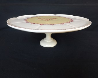 Beautiful large Cake Plate
