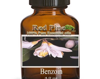 Benzoin Essential Oil - Styrax benzoin - 100% Pure Therapeutic Grade