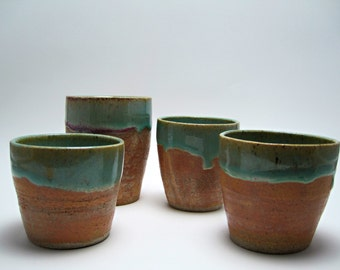 Small cups set- (4 in a set)