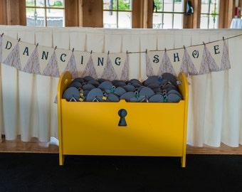 Customized Wedding Banner