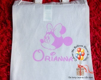 Minnie Mouse Party Bag