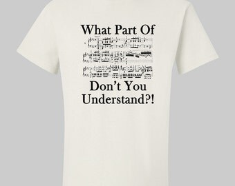 What Part Of....Don't You Understand?