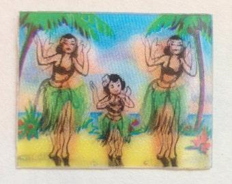 Vintage Vari-Vue Aloha Lenticular LOT