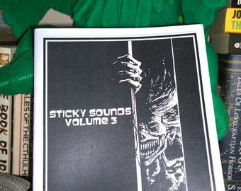 Sticky Sounds Zine - Volume 3