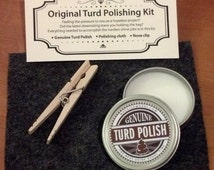 Turd Polishing Kit