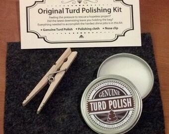 Turd Polishing Kit