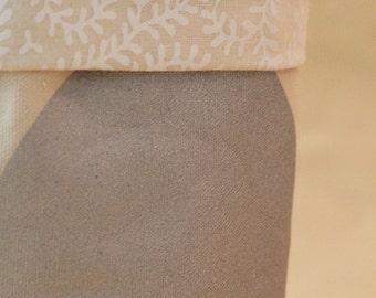 Stylish Indoor Fabric Plant Holder