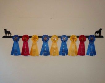 Showoff Ribbon Rack #0120W - Labrador
