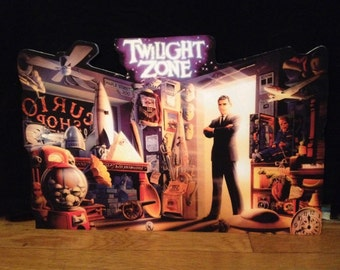 The Twilight Zone Standup