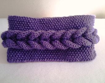 Braided Headband Earwarmer, warm and stylish!