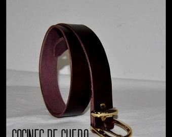 Belt leather / Leather Belt