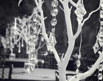 Manzanita Tree Wedding Centerpiece Pack of 10; SET OF 10