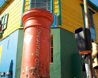 Buenos Aires, Argentina - Mailbox : 2010