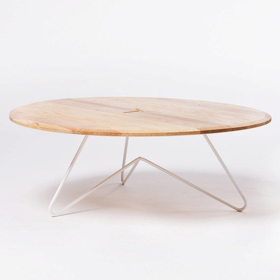 Victorian Ash Coffee Table: Items Similar To Coffee Table: Modern Design Ash Wood On