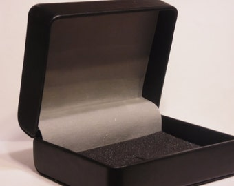 Black Leather Gift Box