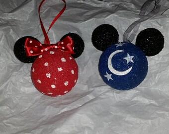Disney's Fantasmic Mickey & Minnie
