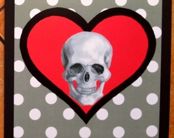 Love Skull (Limited Edition of 150)