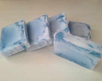 Sea Island Cotton Soap - Goats Milk and Glycerin