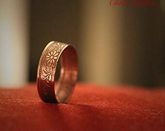 Japanese 1 Sen Ring