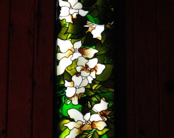 "Light box ""Jardin d'Eden"""