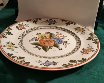 Villeroy and Boch Metylach Plate