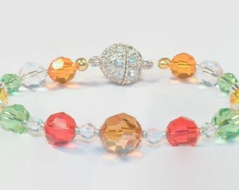 Swarovski Autumn Magic Bracelet