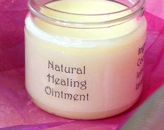 Natural Healing Ointment - Natural Healing Balm - Natural Healing Salve - Multi-Purpose Ointment - Multi-Purpose Balm - Multi-Purpose Salve