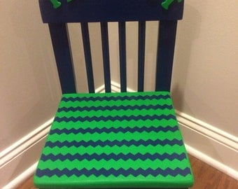 Kids time out chair with timer