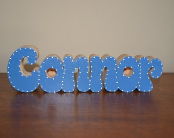 Personalized name - 6 letters