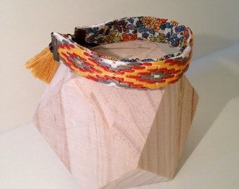 Small cuff 'Little Apache'