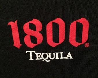 1800 Tequila Tshirt ladies medium