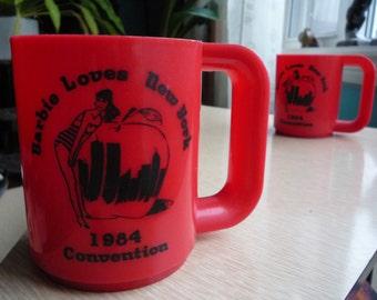 Barbie Loves New York Souvenir Mug