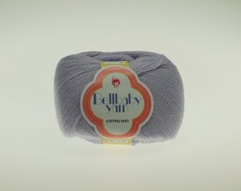 Bellbaby Yarn Color 8 (Purple)
