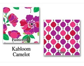 Kabloom in Pink....Camelot Fabrics