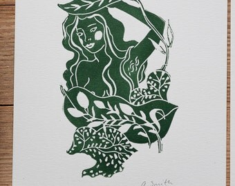 Spring – A4 print