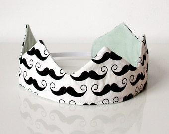 Moustache Crown