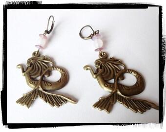 sweet Mermaid earrings