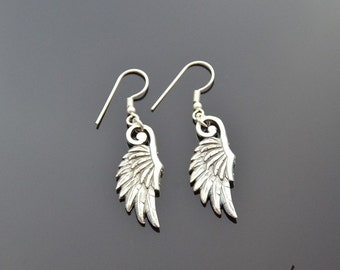 Earrings Angelic Touch Silver