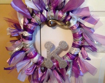 Ribbon & Tulle Wreath