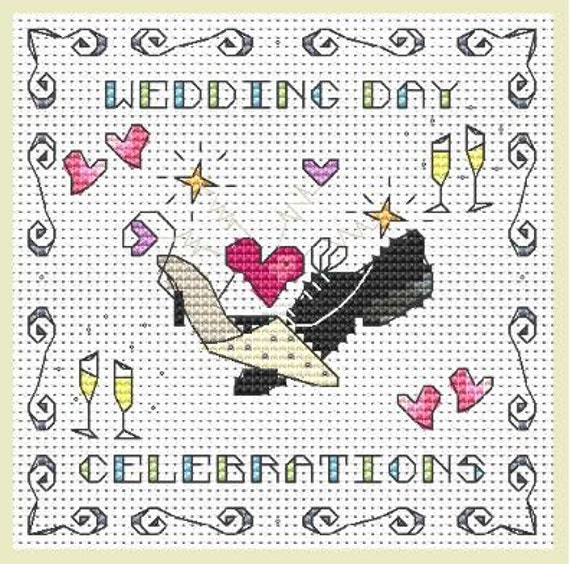 Wedding Celebrations Shoes Couple Card