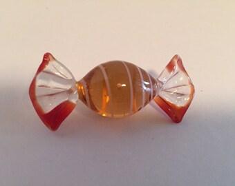 Glass Candy Sculpture