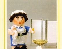 Knitting Pattern For Nurse Doll : Popular items for woolly wotnots on Etsy