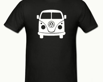 Camper van t shirt,mens t shirt sizes small- 2xl,fathers day gift,dad gift