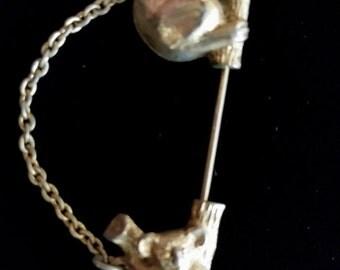 Cute Avon Koala 2 Part Stick Pin