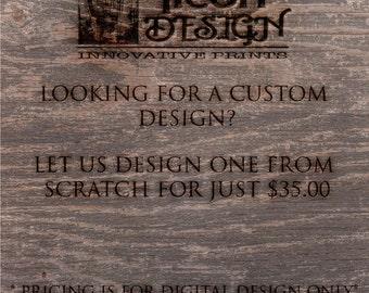 Custom Business Card Design package