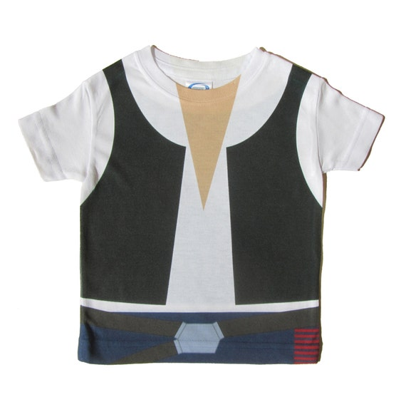 Han Solo Parody Toddler's T-shirt